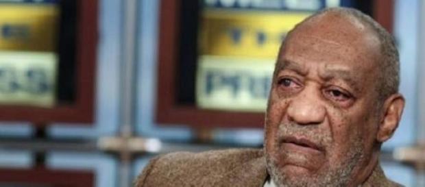 Il comico afroamericano Bill Cosby.