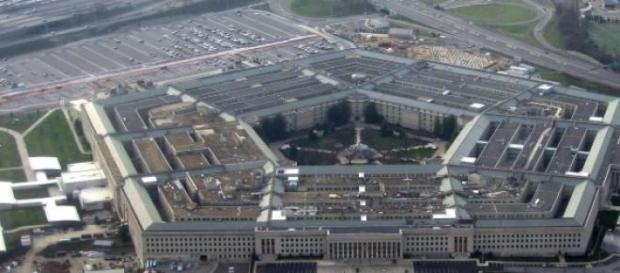Pentagonul-Sediul Departamentului Apărării al SUA
