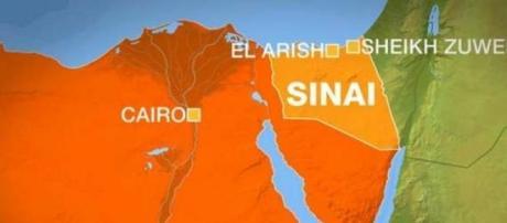 Attacco delle forze dell'Isis nel Sinai