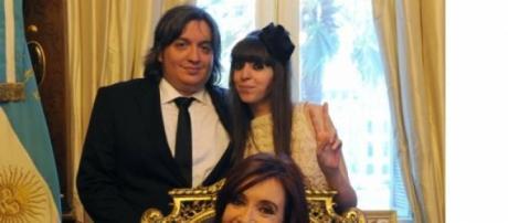 Máximo Kirchner, candidato a diputado