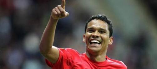Carlos Bacca, vincitore dell'ultima Europa League