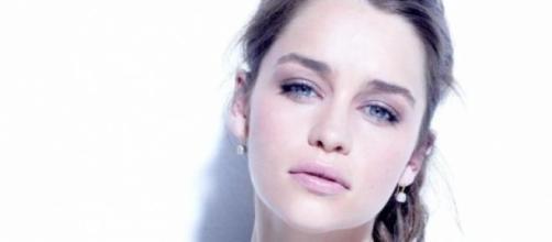 La actriz británica Emilia Clarke