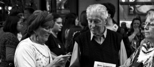 Marcha #Niunamenos,congreso, ph: Milagros Ippolito