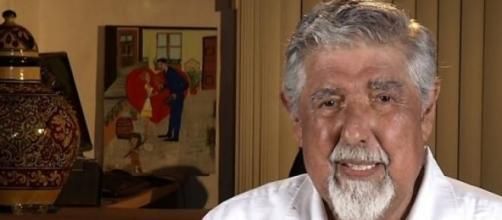 Rubén Aguirre, famoso por viver Girafales
