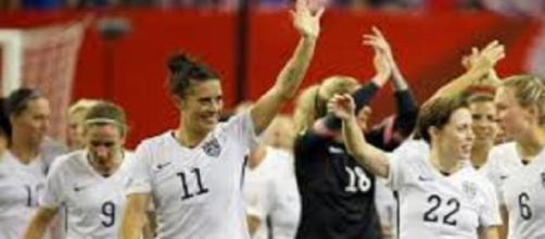 Stati Uniti - Giappone: Finale Mondiale femminile