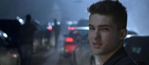 Theo el nuevo miembro de la manada de Teen Wolf