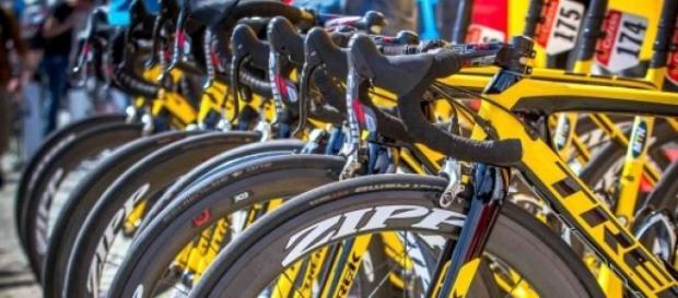 Bicicletas del equipo MTN