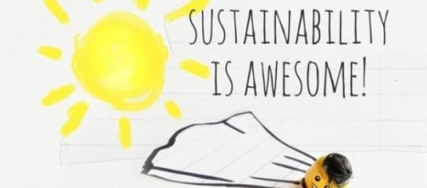 LEGO's going environmentally-friendly