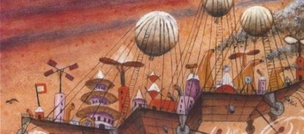 Xul Solar y su mirada sobre la ciudad.