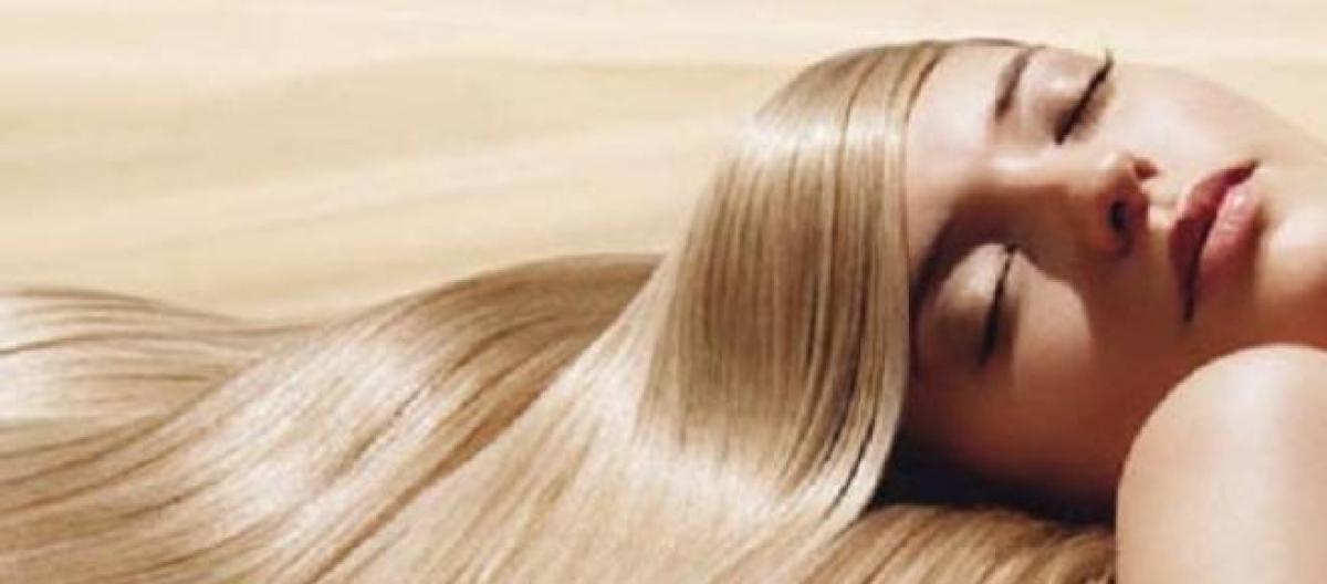 Come mantenere sani e belli i capelli durante l estate 48e9d6270c23