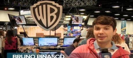 Bruno Pinasco ya se prepara para los Premios Emmy