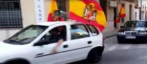 Captura de pantalla de los sucesos de Lucena