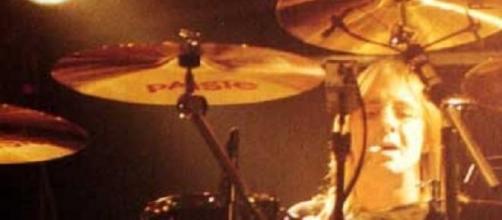El baterista de AC/DC, Phil Rudd