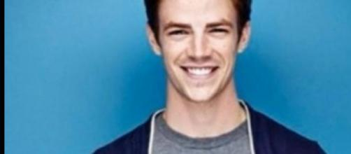 Grant Gustin as Barry Allen on Cw's The flash