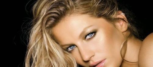 La top model da record Gisele Bündchen