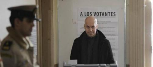 Larreta, también conocido como Voldemort