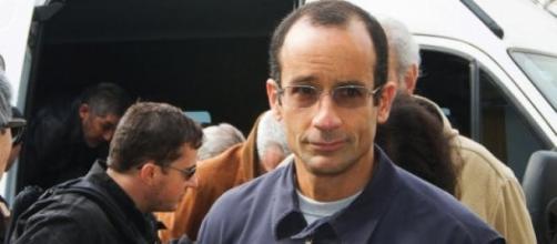 Marcelo Odebreacht é levado pela Polícia Federal