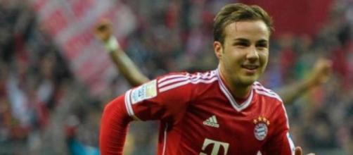 Mario Götze, 23enne del Bayern Monaco