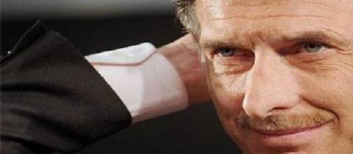 Mauricio Macri, y una serie de resultados negativo