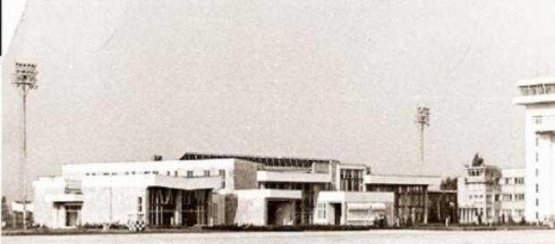 Aeroportul Timisoara in anii 80