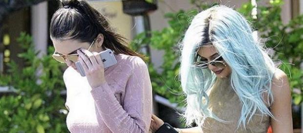 Bizarres Video von Kylie Jenner auf SnapChat