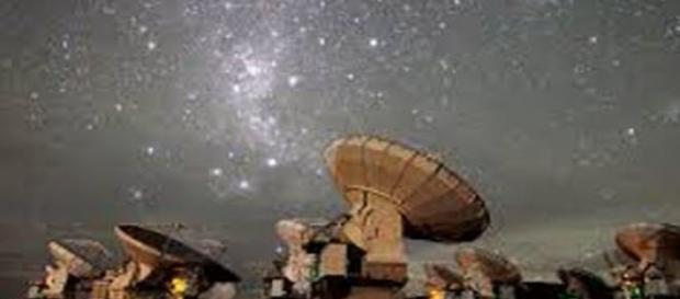 Radiotelescopi per ricerca extraterrestre
