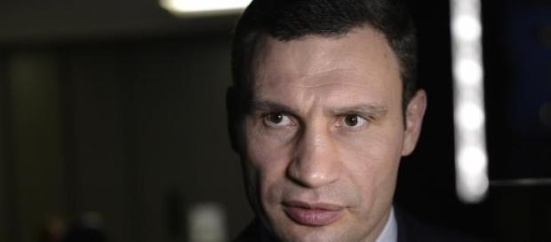 Wladimir Klitschko boxt am 24.10.15 gegen T. Fury