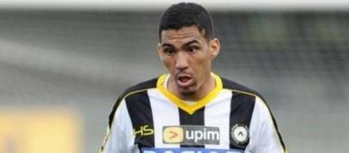 Allan, passato dall'Udinese al Napoli