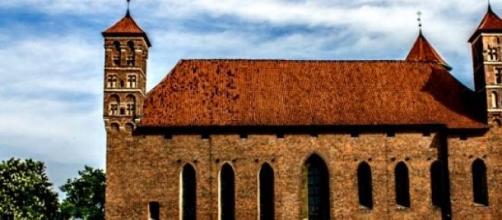 Castillo de los Obispos de Warmia en Lidzbark