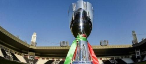 Data Supercoppa italiana 2015