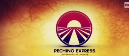 Il logo di 'Pechino Express'