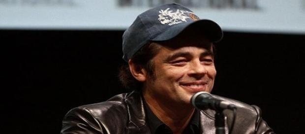 Benicio del Toro. Autor: Gage Skidmore