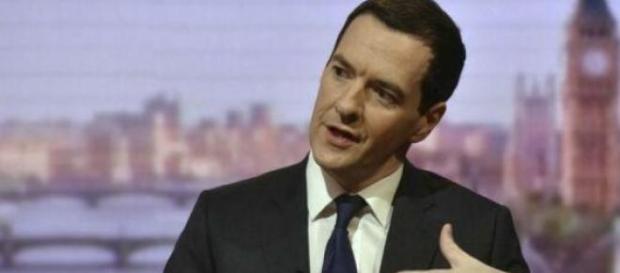Cancelarul Osborne taie în carne vie