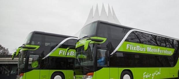 FlixBus debutta in Italia