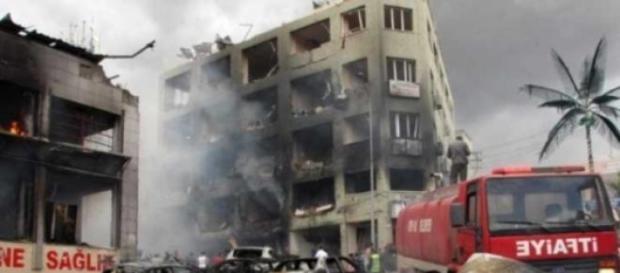 Las víctimas kurdas realizaban ayuda voluntaria
