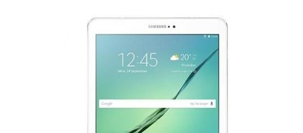 The Samsung Galaxy Tab S2 tablet