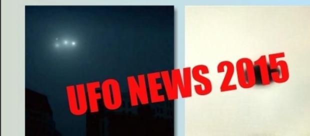 UFO news 2015: avvistamenti in Italia