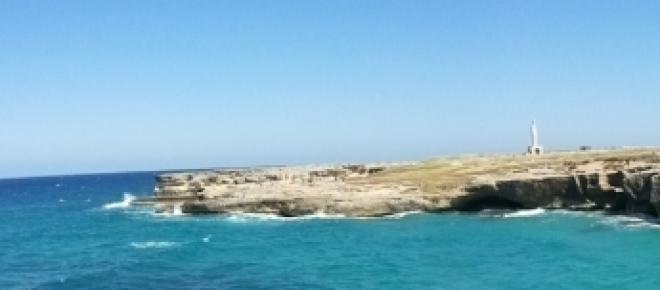 Le spiagge e i luoghi piu' belli del Salento