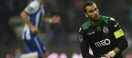 Patrício continua a ter papel crucial na equipa.