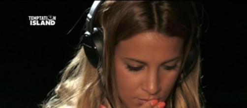 Alessandra De Angelis a 'Temptation Island'