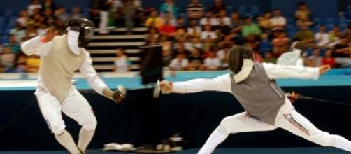 Argentina obtuvo medalla plata en esgrima