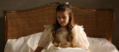 Carlotta morirà per mano della madre.