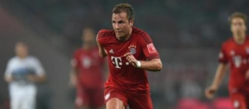 Mario Gotze, sogno juventino in maglia Bayern