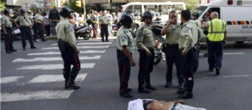 Venezuela é um dos países mais violentos do mundo.
