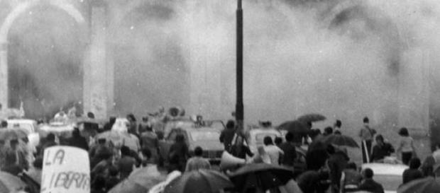28 maggio 1974, ore 10:21: lo scoppi della bomba.