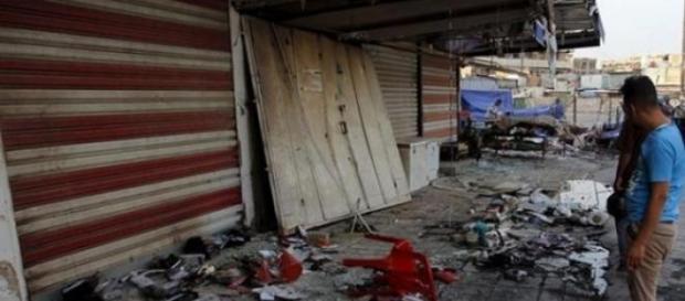 Al-Jadida, una de las zonas mas afectadas