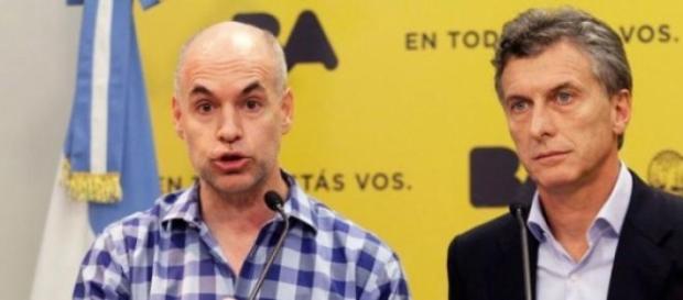 El exiguo triunfo de Larreta desespera a Macri