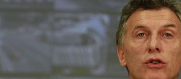 Mauricio Macri, pregonero de dos voces contrarias.