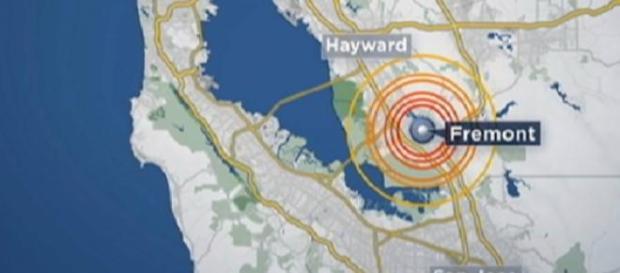 Terremoto di magnitudo 4 ha colpito California
