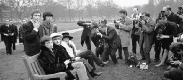 The Rolling Stones zagrali w komunistycznej Polsce